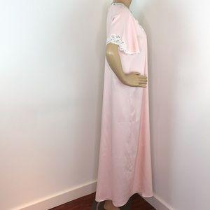 Natori Intimates & Sleepwear - VINTAGE NATORI Pink Long Gown